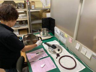 調理器具のアフターサービス 修理センター代行業務
