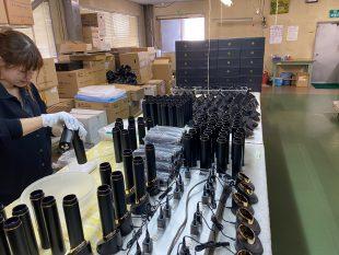 機能水生成器の生産
