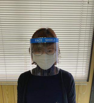 フェイスシールド(サンニクス製)