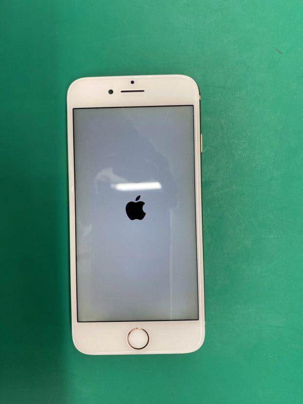 iPhone8リンゴループ復旧(インカメラ交換)