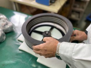 空気清浄機フィルター製造