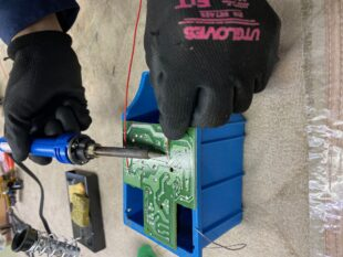 造水器の製造