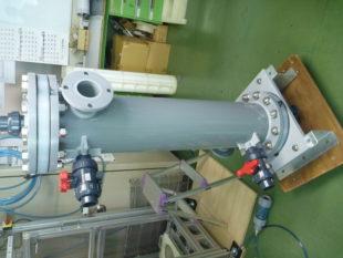 熱交換器の生産再始動