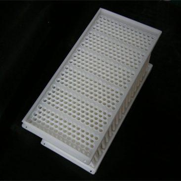 除湿機搭載の樹脂性熱交換器