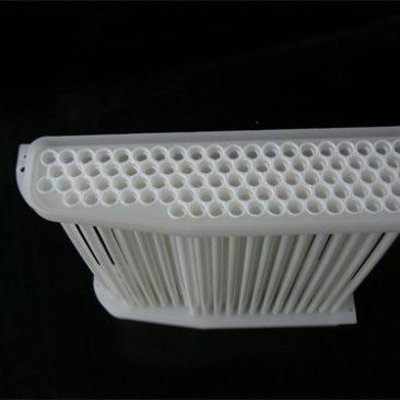 除湿機搭載の樹脂製熱交換器