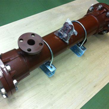 耐薬品性樹脂性熱交換器