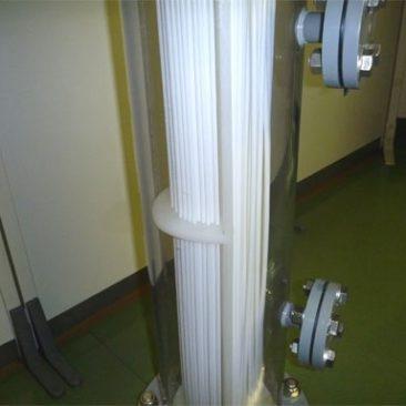 樹脂製熱交換器シェル&チューブ3
