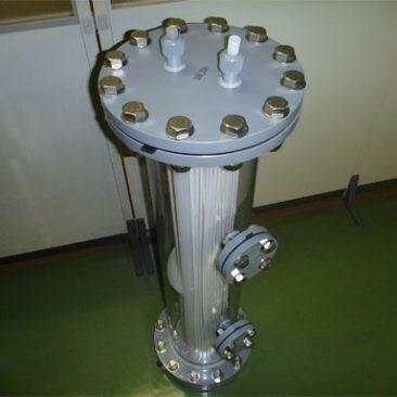 樹脂性熱交換器シェル&チューブ2