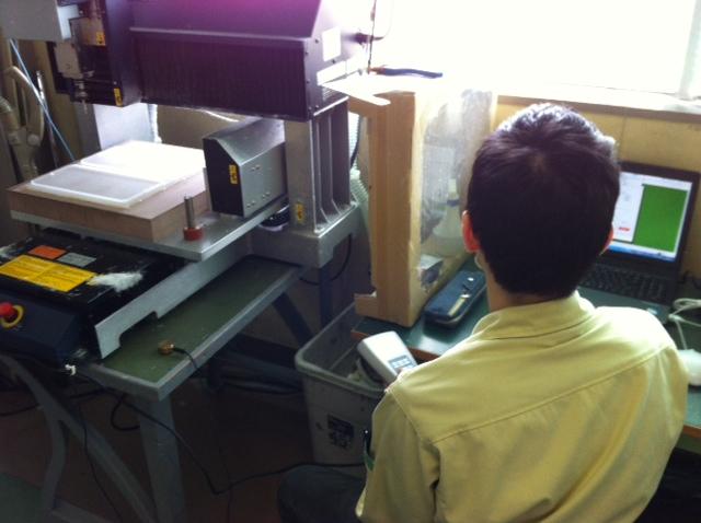 樹脂製熱交換器試作性能評価用