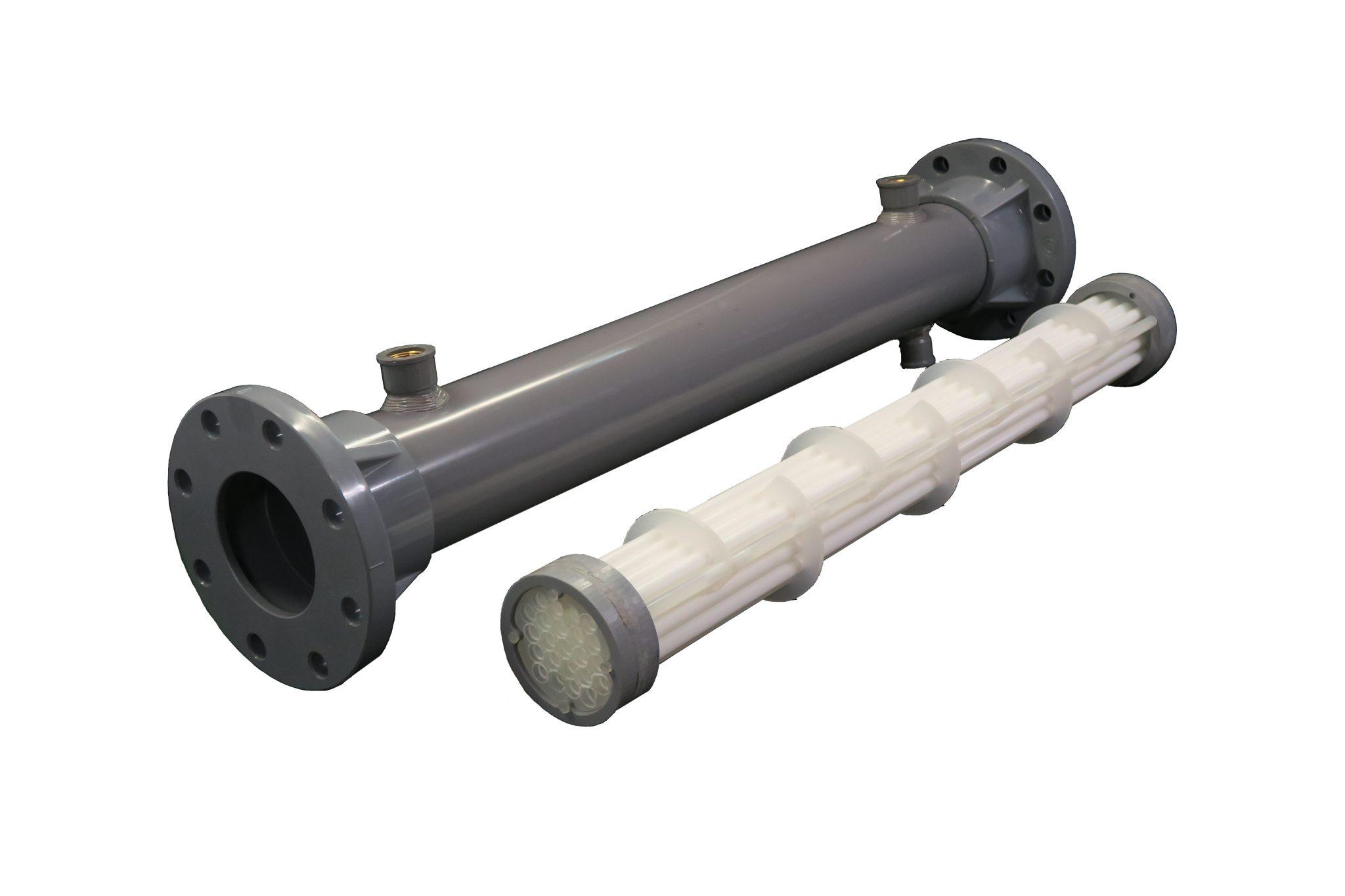 樹脂熱交換器(プラスチック熱交換器)メーカー|サンニクス株式会社