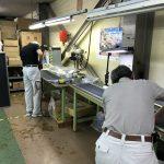 電子フィルター生産
