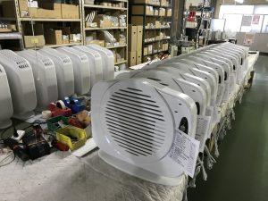 空気清浄機製造