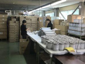 除湿機用オプションパーツの生産