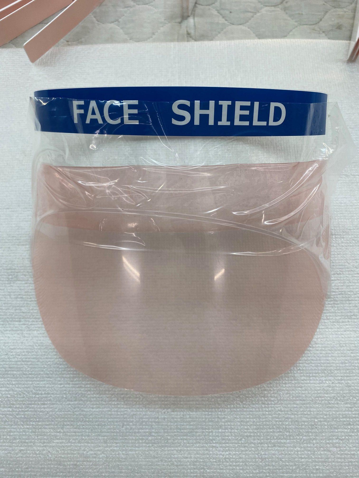 新型コロナウイルス感染拡大防止フェイスシールド生産始まりました